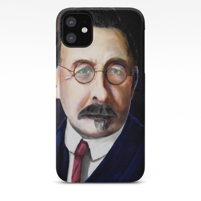 Pieter Jelles Troelstra Iphone Case By Besidesphotography