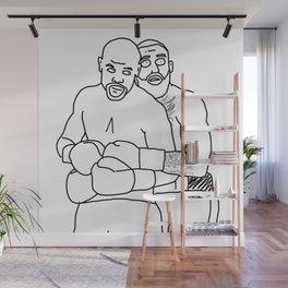The Big Hug* Wall Mural