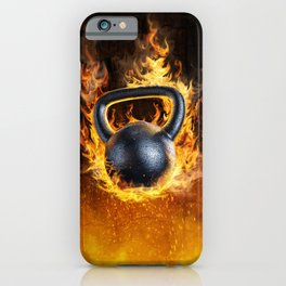 Too Hot to Handle iPhone Case