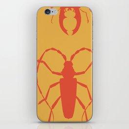 Beetle Grid V3 iPhone Skin