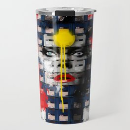 Disk Head 1 Travel Mug