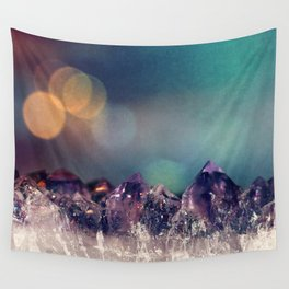 Mini Mountains Wall Tapestry