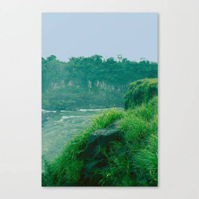 Seeking Canvas Print