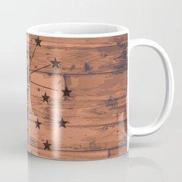 Indiana State Flag Brand Coffee Mug
