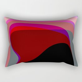 The Illusion of form  Rectangular Pillow