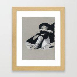Tom Hiddleston: 1883 Framed Art Print