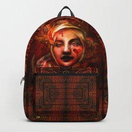 """""""The Blood Maja"""" Backpack"""
