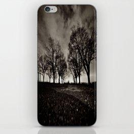 dark days iPhone Skin