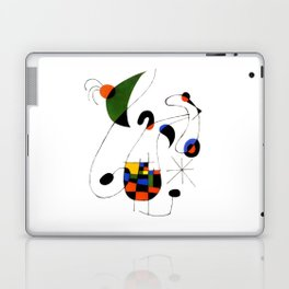 Joan Miro Laptop & iPad Skin