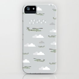 Hawks and things iPhone Case