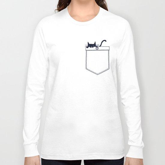 Po(CAT) Long Sleeve T-shirt