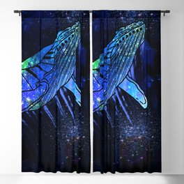 Space Explorer Blackout Curtain