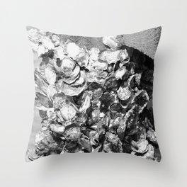 low water Throw Pillow