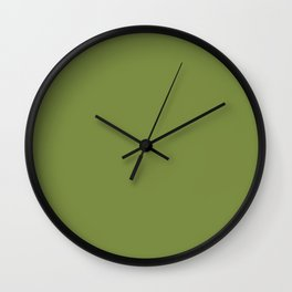 234. Kusa-iro (Grass-Color)  Wall Clock
