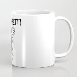 Spaghetti Bees! Coffee Mug