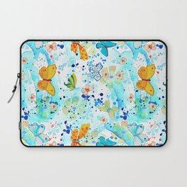 Summer Butterflies Laptop Sleeve