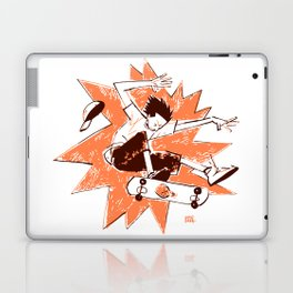 Skater Laptop & iPad Skin
