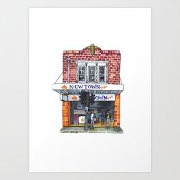 283 King St Art Print