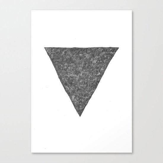 Drei Canvas Print