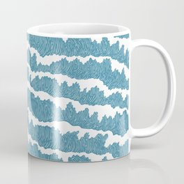 The Waves Coffee Mug