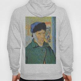 Vincent van Gogh's Self-Portrait Hoody