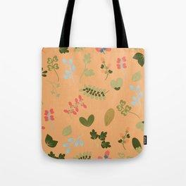 Glorious Floral Tote Bag