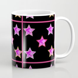 Purple Stars are Us Coffee Mug