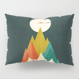 Life is a travel Pillow Sham