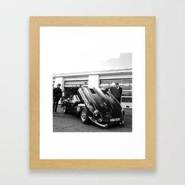The best of classics! Framed Art Print