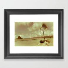 I See Paradise Framed Art Print