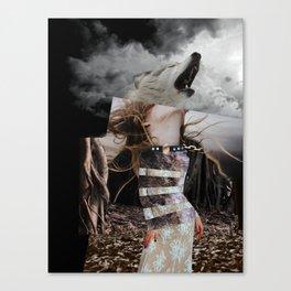 Wolf Alice Canvas Print