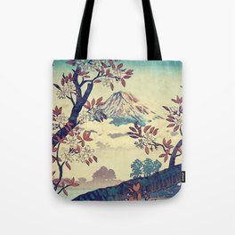 Suidi the Heights Tote Bag