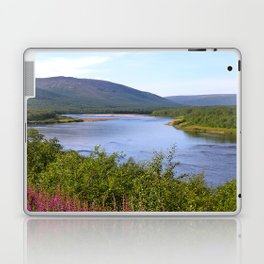 River Landscape Laptop & iPad Skin