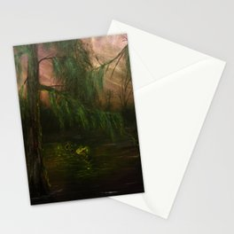 Swamp La Vie: Scouting in Twilight (2015) Stationery Cards