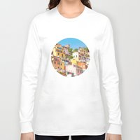 italy Long Sleeve T-shirts featuring Italy by GF Fine Art Photography