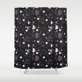 Vesper Garden Shower Curtain