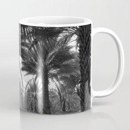 Date palms. Coachella Valley, California Coffee Mug