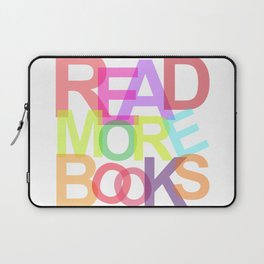 READ MORE BOOKS Laptop Sleeve