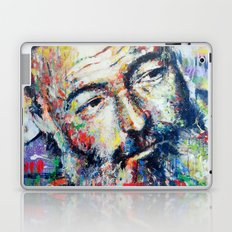 Ernest Hemingway Laptop & iPad Skin