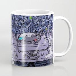 Old Skool DJ Coffee Mug