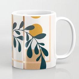 Modern Abstract Art 50 Coffee Mug