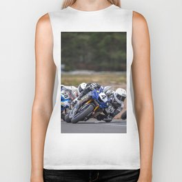 Motorcycle racing Biker Tank