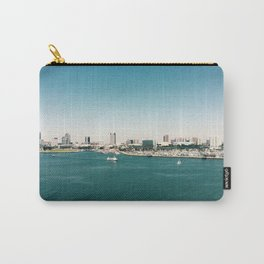 Dowtown Long Beach Carry-All Pouch