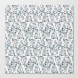 Diamond Knots Canvas Print