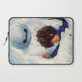 I can't loose you too... Laptop Sleeve