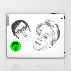 There's my chippy! Laptop & iPad Skin
