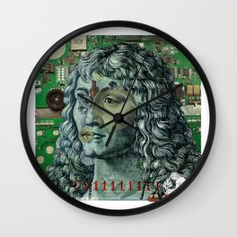 10 DM Collage Wall Clock