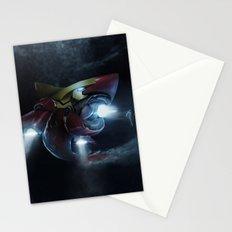 Iron Jaws Stationery Cards