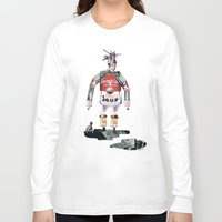 knight Long Sleeve T-shirts featuring knight by swinx