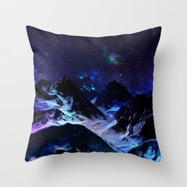 #Transitions XXV - Sutaru Throw Pillow